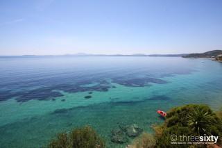 location oceanis room view of corfu sea